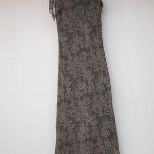 White House Black Market asymmetric dress